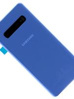 Kryt batérie Samsung Galaxy S10 G973 modrý Originál