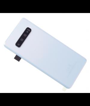 Kryt batérie Samsung Galaxy S10  G973 biely Originál